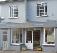 Portico Interiors at The Beehive, in DORKING, Surrey is run by interior designer Chrissie. Her shop is classic English style with painted furniture and decorative home design.