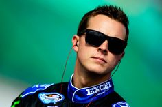 Trevor Bayne (born February 19, 1991) is an American NASCAR Sprint Cup Series and Nationwide Series race car driver. He drives the No. 21 Ford Fusion for Wood Brothers Racing in the Sprint Cup Series part-time, and the No. 6 Ford Mustang for Roush Fenway Racing full-time in the Nationwide Series.  On November 12, 2013, Bayne announced that he has been diagnosed with multiple sclerosis.