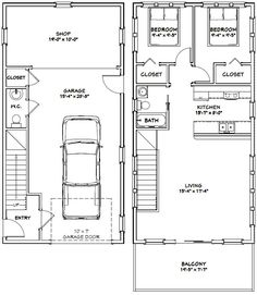 Good 20 x 40 house plans 960 865 house plans for 30 x 40 for 20 x 40 shed plans