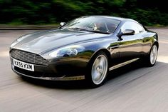 Aston Martin DB9. There's only one car that makes you feel like 007, let's be honest...