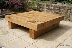 Simply Rustic Oak Furniture
