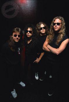 Metallica.........Love this picture!!  ❤❤
