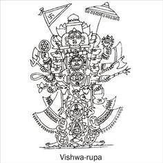 vishwa-roopa by devdutt pattanaik