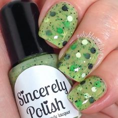 Sincerely Polish Buttercup