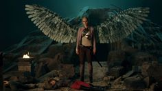 And Tamsin is now free to take her soul to Valhalla, where she will enjoy a warrior's reception and wait for Bo to move Heaven and Earth to bring her back.