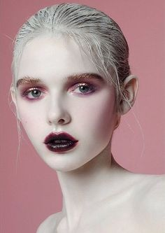 Makeup Inspo, Makeup Inspiration, Beauty Makeup, Eye Makeup, Hair Makeup, Creative Makeup Looks, Make Up Art, Makeup Photography, Aesthetic Makeup