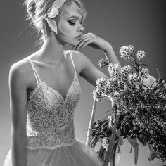 """The new bridal capsule collection by Lihi Hod was inspired by brides and their dreams of love and happiness. """"Dreams"""" features delicate"""