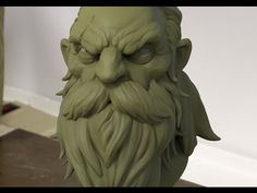 Dwarf Sculpt - YouTube