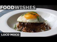 best=Loco Moco Hawaiian Gravy Burger on Rice Food Wishes She Bridal Rice Recipes, Meat Recipes, Gourmet Recipes, Asian Recipes, Healthy Recipes, Loco Moco, Food Wishes, Healthy Fruits, Beef Dishes