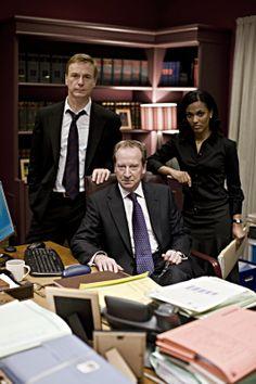 Law & Order: UK - Season 1 Promo