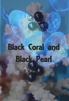 @BlackCoral4you Black Coral Black Pearls and Sterling Silver 925 Earrings / e-mail: blackcoral4you@galicia.com   Aretes de Coral Negro,Perlas Negras y Plata de Ley 925   http://blackcoral4you.wordpress.com/