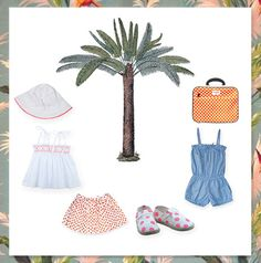 KIDSAGOGO new website coming soon - www.kidsagogo.com  #tropical #spring #summer #mini #fashion #kids #style
