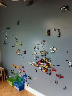 Great idea for a kids room. A LEGO wall. This was done by Design in Rochest… Great idea for a kids room. A LEGO wall. This was done by Design in Rochester, NY Great idea for a kids room. A LEGO wall. This was done by Design in Rochest… Great idea for …