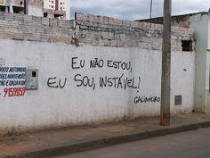 Voz a quem nunca teveRua Dona Tiburtina esquina com Rua General Carneiro, Montes…