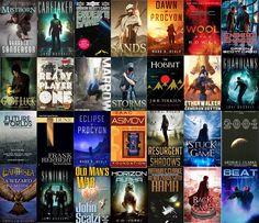 Refer Friends. Earn SciFi/Fantasy Books. free books guys