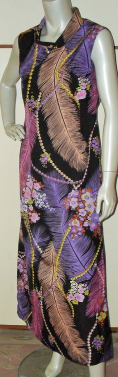 Check out this item in my Etsy shop https://www.etsy.com/uk/listing/209359369/vintage-1970s-deco-maxi-in-feather