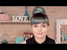 How to create a Massive Kelly Osbourne Top Knot 2016