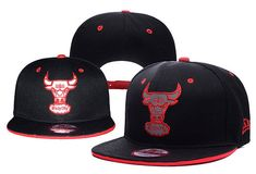 NBA Chicago Bulls Fashionable Snapback Cap for Four Seasons
