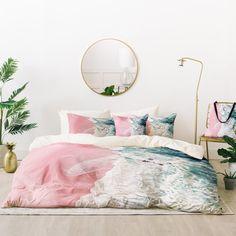 Ingrid Beddoes sea love Bed In A Bag | Deny Designs