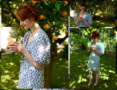 Love this!!    Oranges in the Afternoon (by Jane Bennet) http://lookbook.nu/look/3432125-Oranges-in-the-Afternoon
