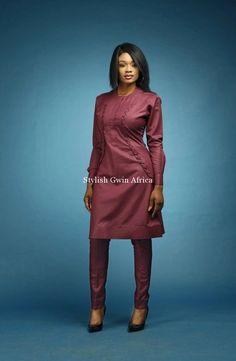 Senator Suit Styles for Ladies