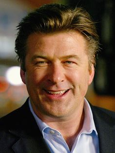 """So Alec Baldwin was on TV the other night and my mother asked me, """"Oh are you watching your old boyfriend?"""" LOL"""