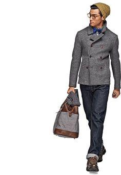Vest Grey V1301   Suitsupply Online Store