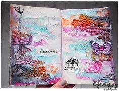 Marta Lapkowska: April colour challenge at Lindy's