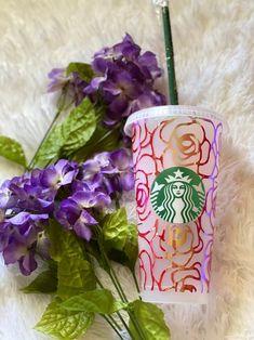 Personalized Coffee Mugs, Personalized Tumblers, Custom Tumblers, Personalized Gifts, Starbucks Tumbler Cup, Custom Starbucks Cup, Starbucks Coffee, Starbucks Birthday, Starbucks Christmas