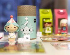 Birthday Girl, designed by Luli Bunny for Momiji #momijidolls #birthdaygirl #kawaii #cute #argentina