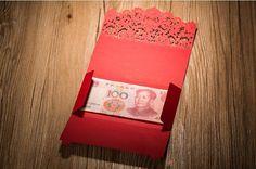 Ventas calientes del corte del Laser de sobres rojos para la boda invitaciones, dinero del sobre del partido del sobres en Artículos de Fiesta de Casa y Jardín en AliExpress.com | Alibaba Group