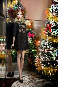 Holiday Feelings 01 Dress for Fashion Royal by AquatalisBoutique