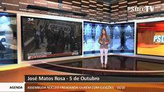 PSD@TV 122º Edição - 10 de outubro de 2014. Esta semana: Tempo de Antena PSD, José Matos Rosa nas Comemorações do 5 de Outubro, Iniciativas Partidárias e Povo Livre.