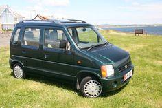 Suzuki Wagon R / Karimun