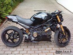 2004 ducati monster s4r   2004 Ducati MONSTER S4R Motorcycle Naked Bike photo 1