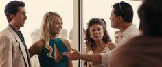 Versace Sunglasses - The Wolf of Wall Street (2013) Movie Scene