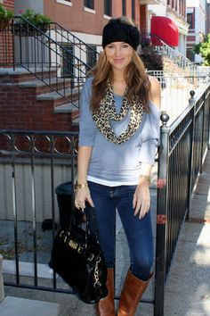 Fall Outfits | Oh So Glam | Page 20