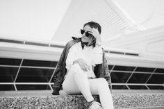 Summer Whites #outfit #topshop #hm #white #denim #jeans #bomberjacket #bandana #milwaukee #spring #photography #style #inspiration #blog  https://www.instagram.com/emma_hentzen/
