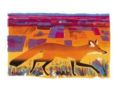 'Fen Fox II' by Carry Akroyd (A151)