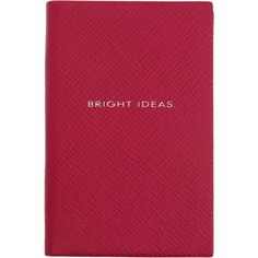Smythson | Bright Ideas Notebook