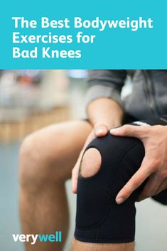 Knee pain doesn't have to mean the end of working out!