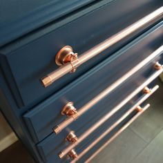 modern proper copper pull contemporary drawer handle drawer pull cabinet hardware kitchen. Black Bedroom Furniture Sets. Home Design Ideas