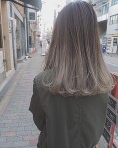 Hair Color Streaks, Ombre Hair Color, Hair Color For Black Hair, Hair Highlights, Tmblr Girl, Curly Hair Styles, Medium Hair Styles, Haircuts Straight Hair, Girl Hair Colors