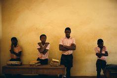 Alex Webb - Bombardopolis, Haiti 1986 © Alex Webb/Magnum Photos