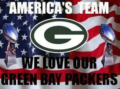 PACKERS The true America's Team