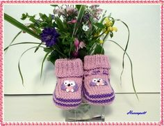 sooo sweet owly baby shoes