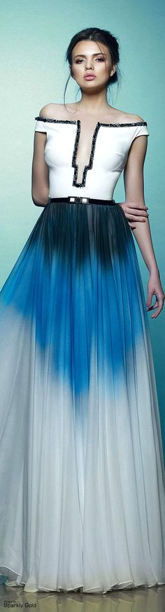 Saiid Kobeisy S/S 2015 If you like this item, please visit http://www.shopcost.co.uk/gowns