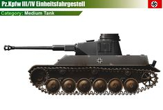 Panzerkampfwagen III/IV Einheitsfahrgestell