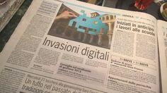 La Fedeltà sostiene le #invasionidigitali a Genola 30 aprile ore 14.45, Palazzo Comunale #invasionipiemontesi #invasionigenola #tapparelli2016 #genola