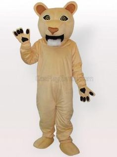 Puma Adult Mascot Costume Type B - all the mascot costumes are global free shipping at http://www.cosplayzentai.com